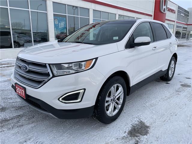 2017 Ford Edge SEL (Stk: U1205) in Fort St. John - Image 1 of 28