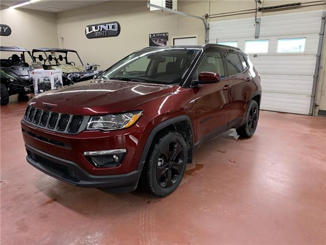 2021 Jeep Compass Altitude (Stk: N21-4) in Nipawin - Image 1 of 14