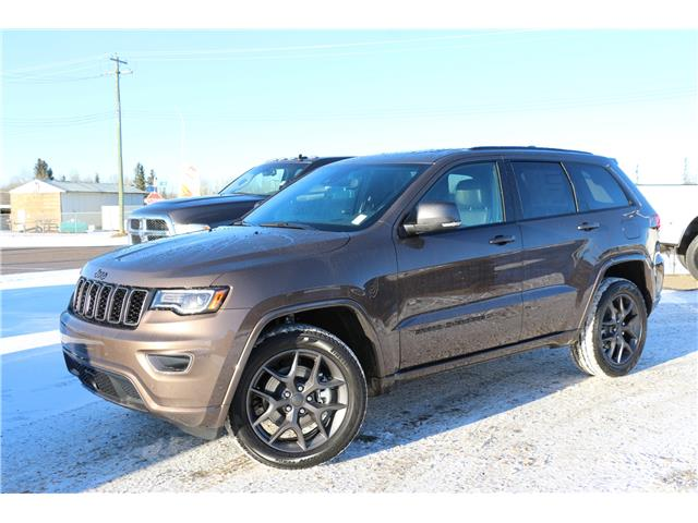 2021 Jeep Grand Cherokee Limited (Stk: MT009) in Rocky Mountain House - Image 1 of 25