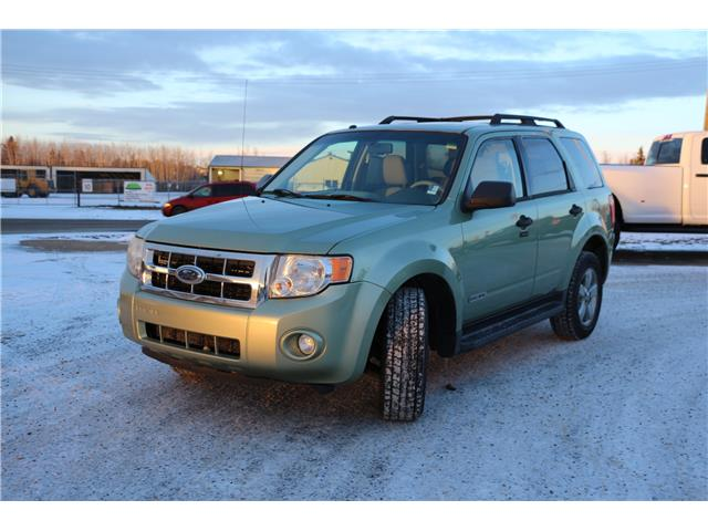 2008 Ford Escape XLT (Stk: LP079) in Rocky Mountain House - Image 1 of 25