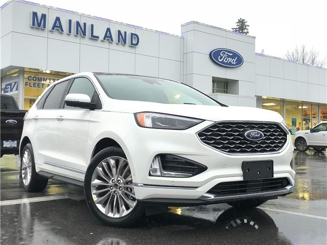 2020 Ford Edge Titanium (Stk: 20ED8327) in Vancouver - Image 1 of 30