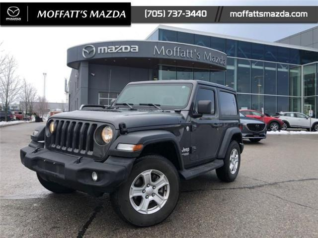 2019 Jeep Wrangler Sport (Stk: P8726A) in Barrie - Image 1 of 24