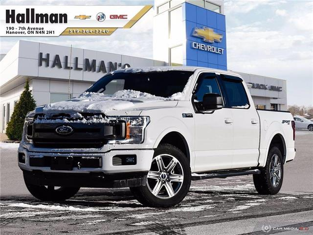 2018 Ford F-150 XLT (Stk: 21133A) in Hanover - Image 1 of 27