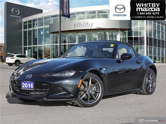 2016 Mazda MX-5 GT (Stk: P17714) in Whitby - Image 1 of 27