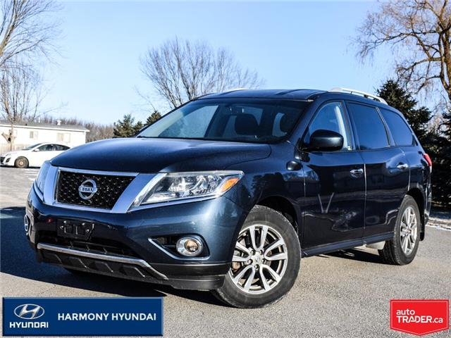 2015 Nissan Pathfinder SV (Stk: P816A) in Rockland - Image 1 of 27