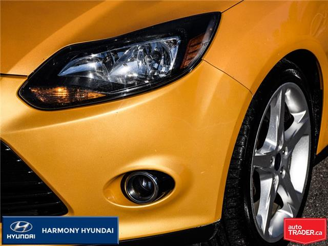 2012 Ford Focus Titanium (Stk: P819A) in Rockland - Image 1 of 30