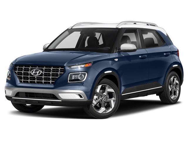 New 2021 Hyundai Venue Ultimate w/Black Interior (IVT)  - Chilliwack - Mertin Hyundai