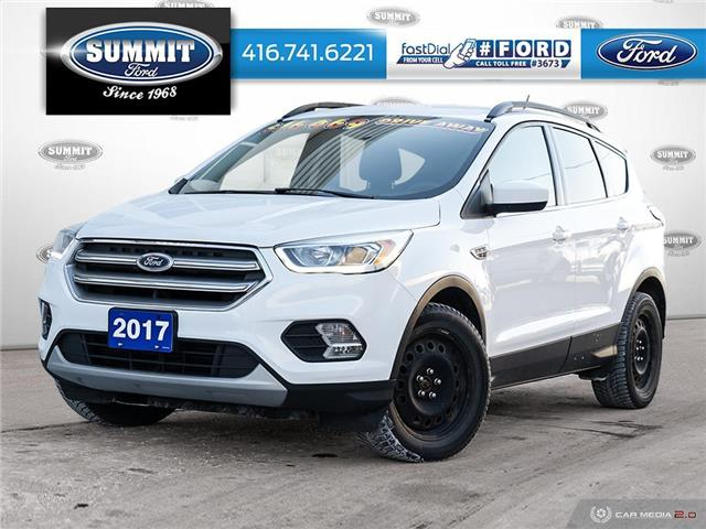 2017 Ford Escape SE (Stk: 20R7522A) in Toronto - Image 1 of 27