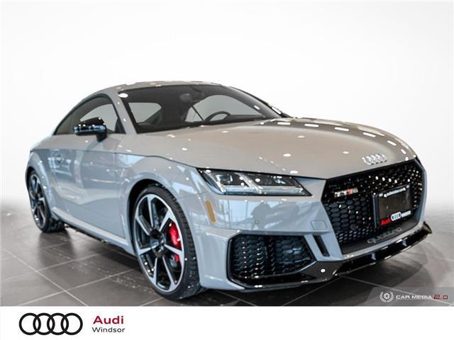 2021 Audi TT RS 2.5T (Stk: 21048) in Windsor - Image 1 of 27