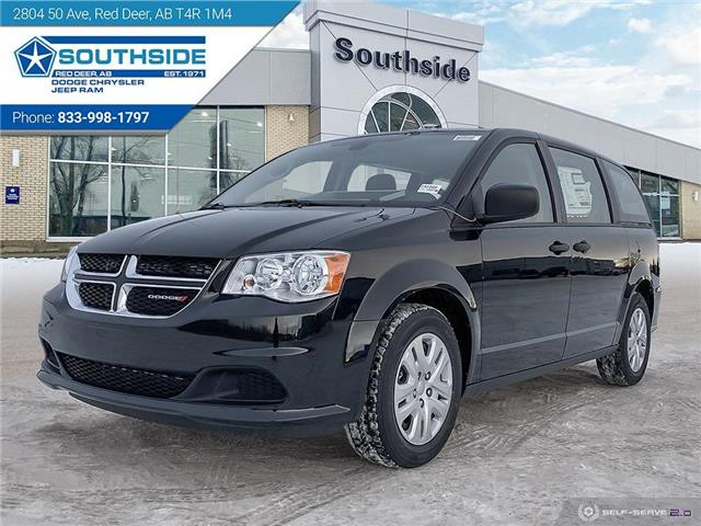 2019 Dodge Grand Caravan 29E Canada Value Package (Stk: CA1958) in Red Deer - Image 1 of 25