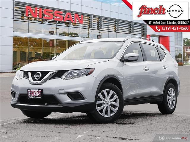 2016 Nissan Rogue S (Stk: 5613) in London - Image 1 of 27