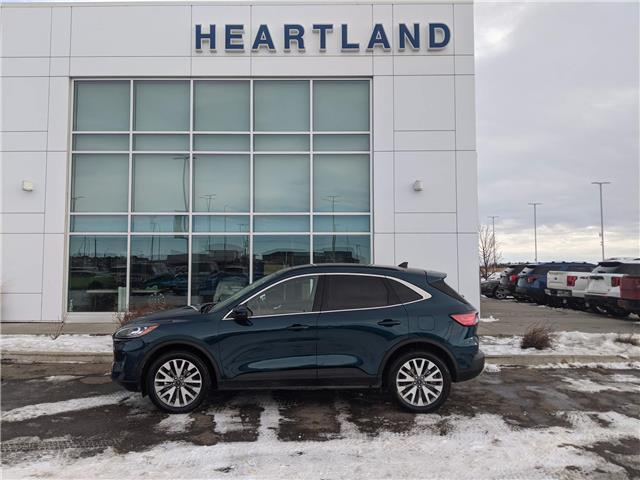 2020 Ford Escape Titanium (Stk: R10882) in Fort Saskatchewan - Image 1 of 30