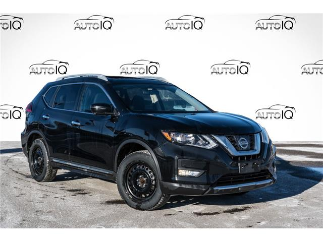 2017 Nissan Rogue  (Stk: 34019AU) in Barrie - Image 1 of 23