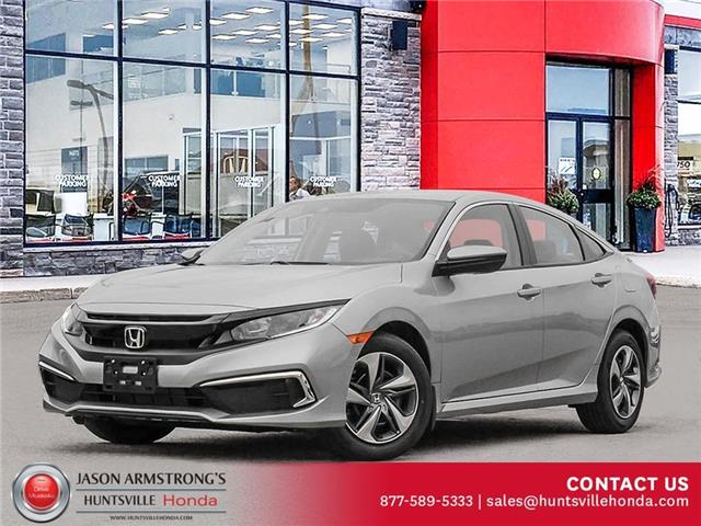 2021 Honda Civic LX (Stk: 221073) in Huntsville - Image 1 of 23
