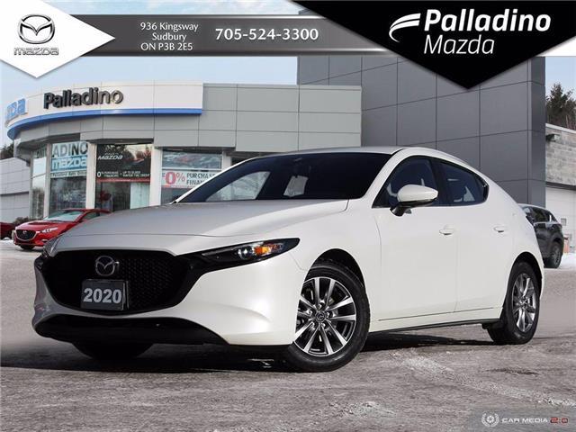 2020 Mazda Mazda3 Sport GS (Stk: 7736D) in Greater Sudbury - Image 1 of 23