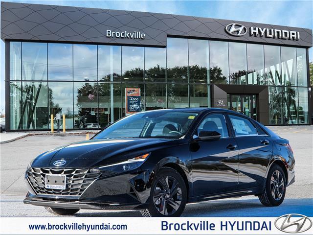 2021 Hyundai Elantra  (Stk: R21095) in Brockville - Image 1 of 24