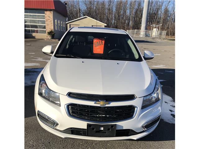 2016 Chevrolet Cruze Limited 1LT (Stk: G7113103) in Morrisburg - Image 1 of 8