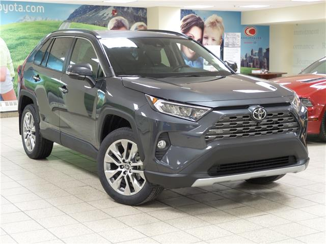 2021 Toyota RAV4 Limited (Stk: 210345) in Calgary - Image 1 of 21