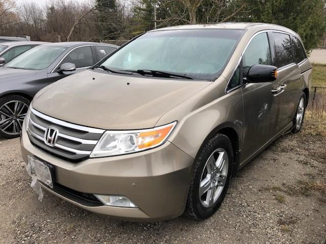 2011 Honda Odyssey Touring (Stk: 503016) in Milton - Image 1 of 1