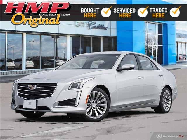 2015 Cadillac CTS 2.0L Turbo Luxury (Stk: 71592) in Exeter - Image 1 of 27