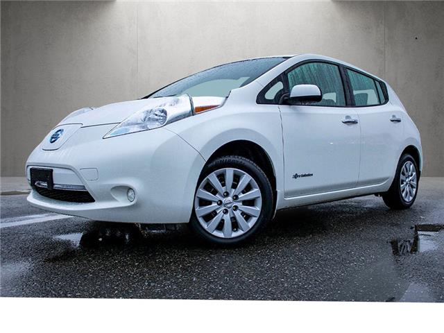 2017 Nissan LEAF S (Stk: N01-5831A) in Chilliwack - Image 1 of 16