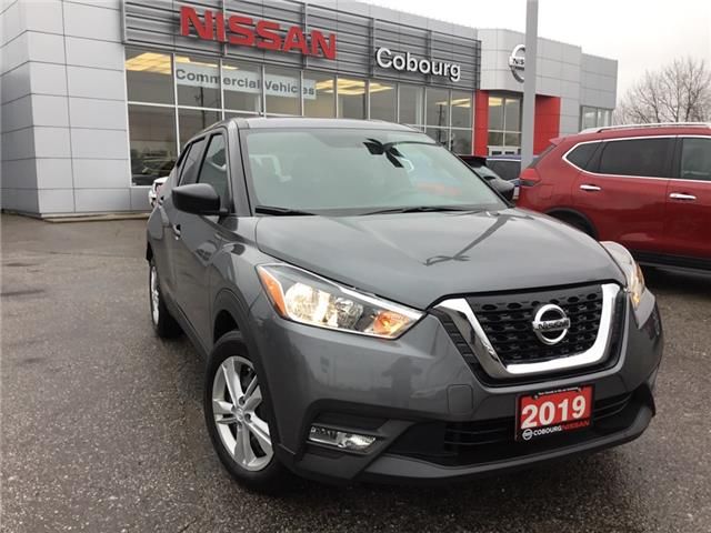 2019 Nissan Kicks S (Stk: CLC774494A) in Cobourg - Image 1 of 16