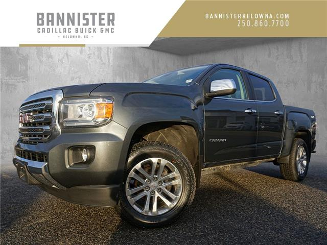 2017 GMC Canyon SLT (Stk: 21-113A) in Kelowna - Image 1 of 20
