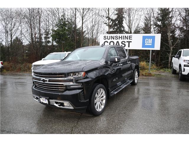 2021 Chevrolet Silverado 1500 High Country (Stk: CM130922) in Sechelt - Image 1 of 22