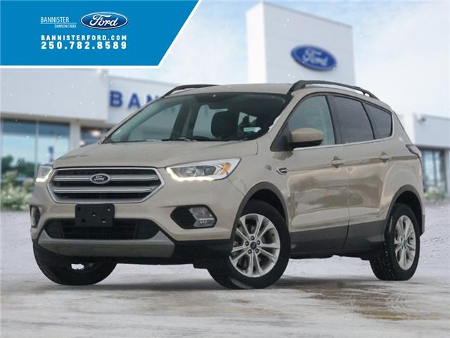2018 Ford Escape SEL (Stk: PW2084) in Dawson Creek - Image 1 of 14