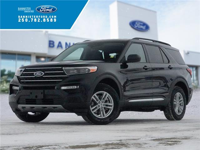 2021 Ford Explorer XLT (Stk: S210015) in Dawson Creek - Image 1 of 17