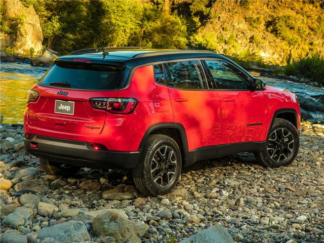 2021 Jeep Compass Trailhawk (Stk: T21-32) in Nipawin - Image 1 of 1