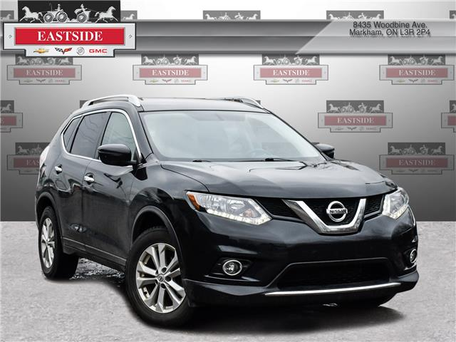 2016 Nissan Rogue SV (Stk: 816672B) in Markham - Image 1 of 14
