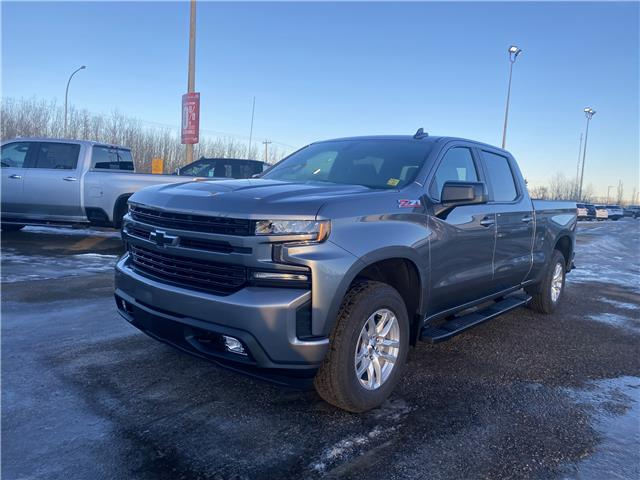 2021 Chevrolet Silverado 1500 RST (Stk: T0200) in Athabasca - Image 1 of 24