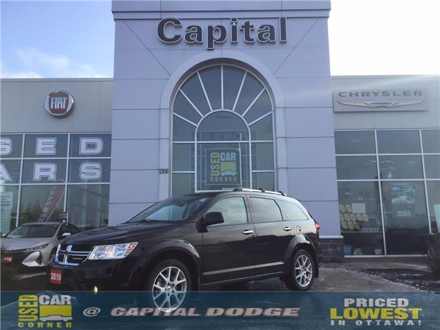 2019 Dodge Journey GT (Stk: L00748A) in Kanata - Image 1 of 27