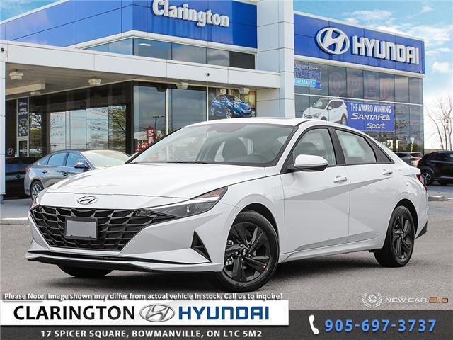 2021 Hyundai Elantra Preferred Tech (Stk: 20891) in Clarington - Image 1 of 24