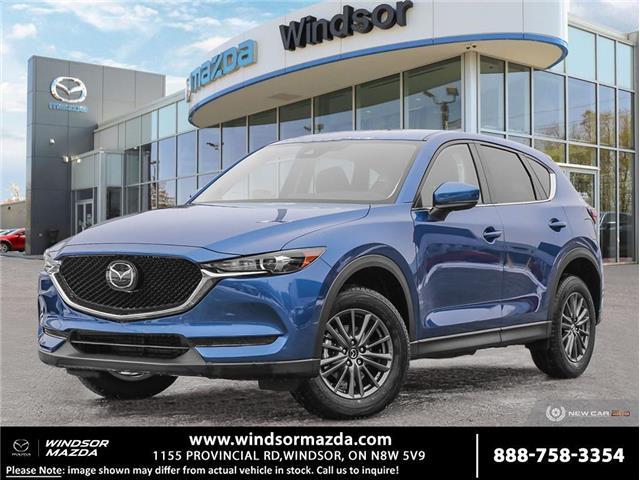 2021 Mazda CX-5 GS (Stk: C55513) in Windsor - Image 1 of 23