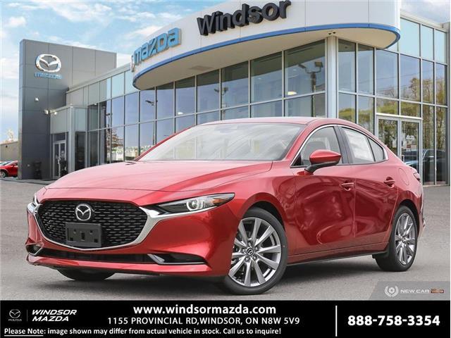 2021 Mazda Mazda3 GT w/Turbo (Stk: M39446) in Windsor - Image 1 of 23