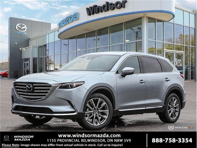 2021 Mazda CX-9 Signature (Stk: C951941) in Windsor - Image 1 of 23