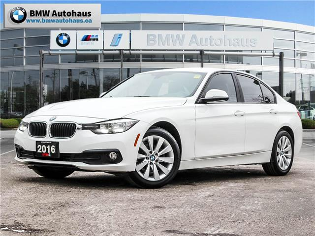 2016 BMW 320i xDrive (Stk: P9913) in Thornhill - Image 1 of 28
