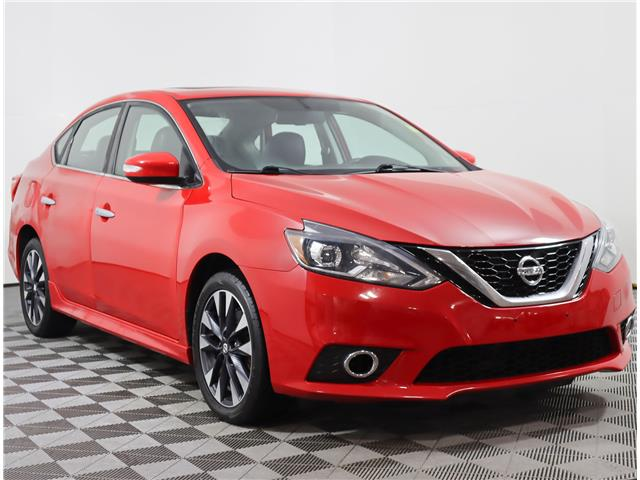 2017 Nissan Sentra 1.6 SR Turbo (Stk: 201768A) in Fredericton - Image 1 of 20