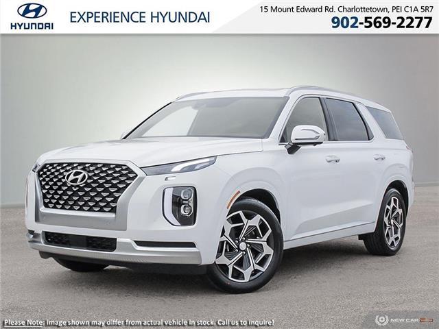2021 Hyundai Palisade Ultimate Calligraphy (Stk: N1128T) in Charlottetown - Image 1 of 23