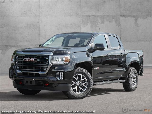 2021 GMC Canyon AT4 w/Leather (Stk: 21T055) in Williams Lake - Image 1 of 23