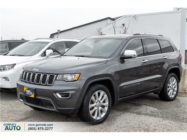 2017 Jeep Grand Cherokee Limited (Stk: 959652) in Milton - Image 1 of 5