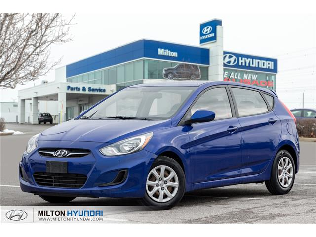 2012 Hyundai Accent GL (Stk: 009173A) in Milton - Image 1 of 17