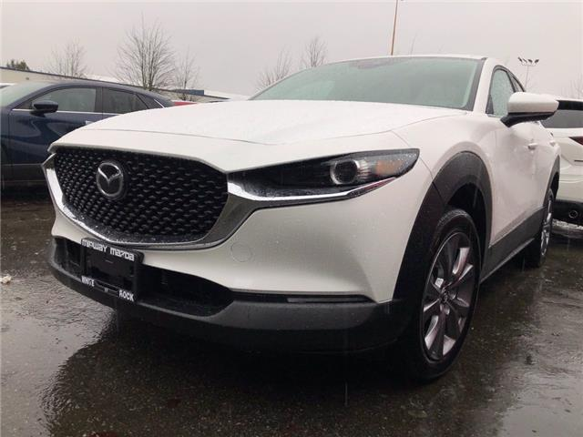 2021 Mazda CX-30 GS (Stk: 229387) in Surrey - Image 1 of 5