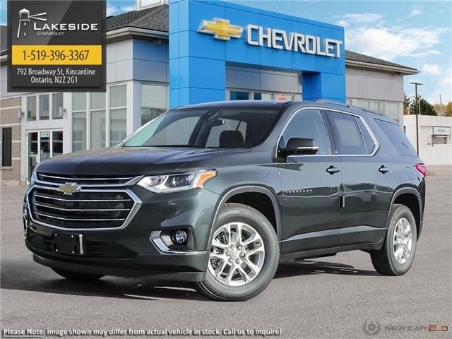 2021 Chevrolet Traverse LT Cloth (Stk: T1096) in Kincardine - Image 1 of 23