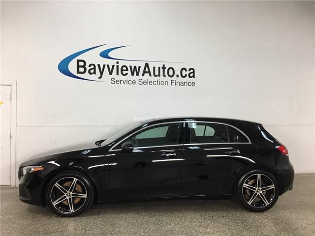 2019 Mercedes-Benz A-Class Base (Stk: 37556W) in Belleville - Image 1 of 29