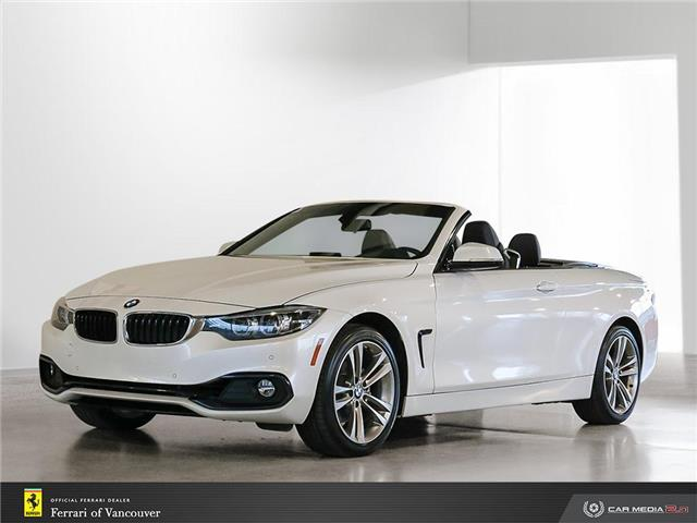 2018 BMW 430i xDrive (Stk: N1186A) in Vancouver - Image 1 of 12