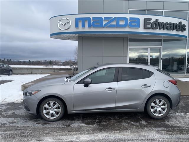 2016 Mazda Mazda3 Sport GX (Stk: 22559) in Pembroke - Image 1 of 3