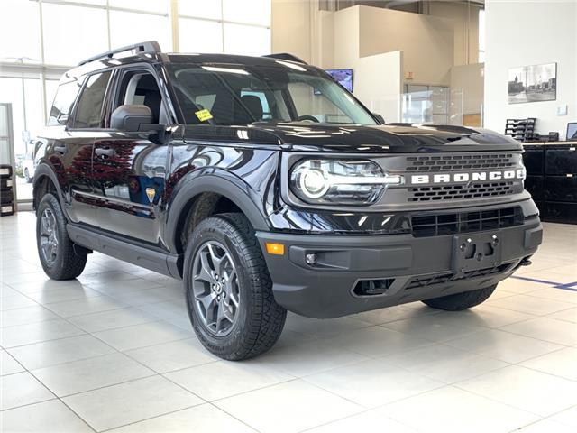 2021 Ford Bronco Sport Badlands (Stk: 021T33) in Midland - Image 1 of 15